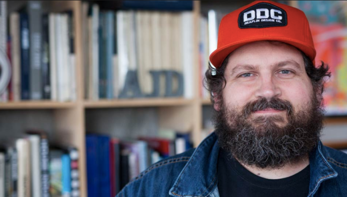 8 bits of advice for young graphic designers – from Aaron Draplin.