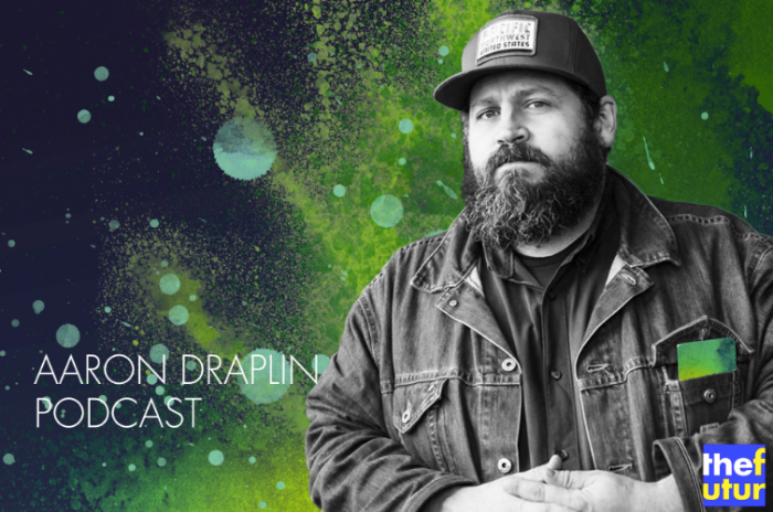 5 lessons every designer should learn from Aaron Draplin!