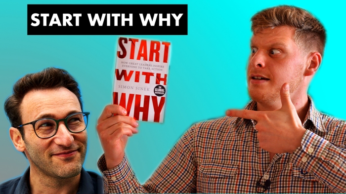 'Start with Why,' by Simon Sinek – Book Review