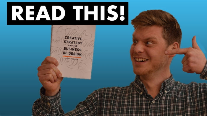 The ONE book you need to read on strategy indesign!