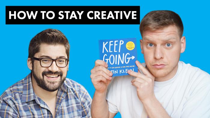 How to StayCreative!